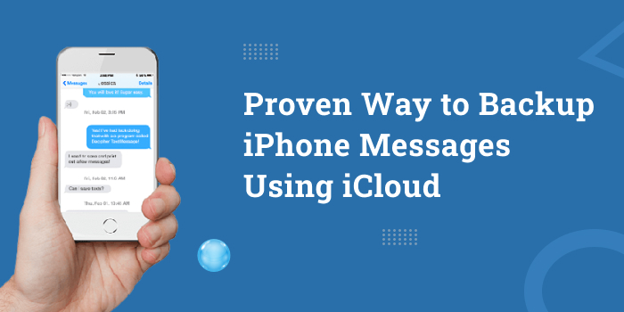 Backup-iPhone-Messages