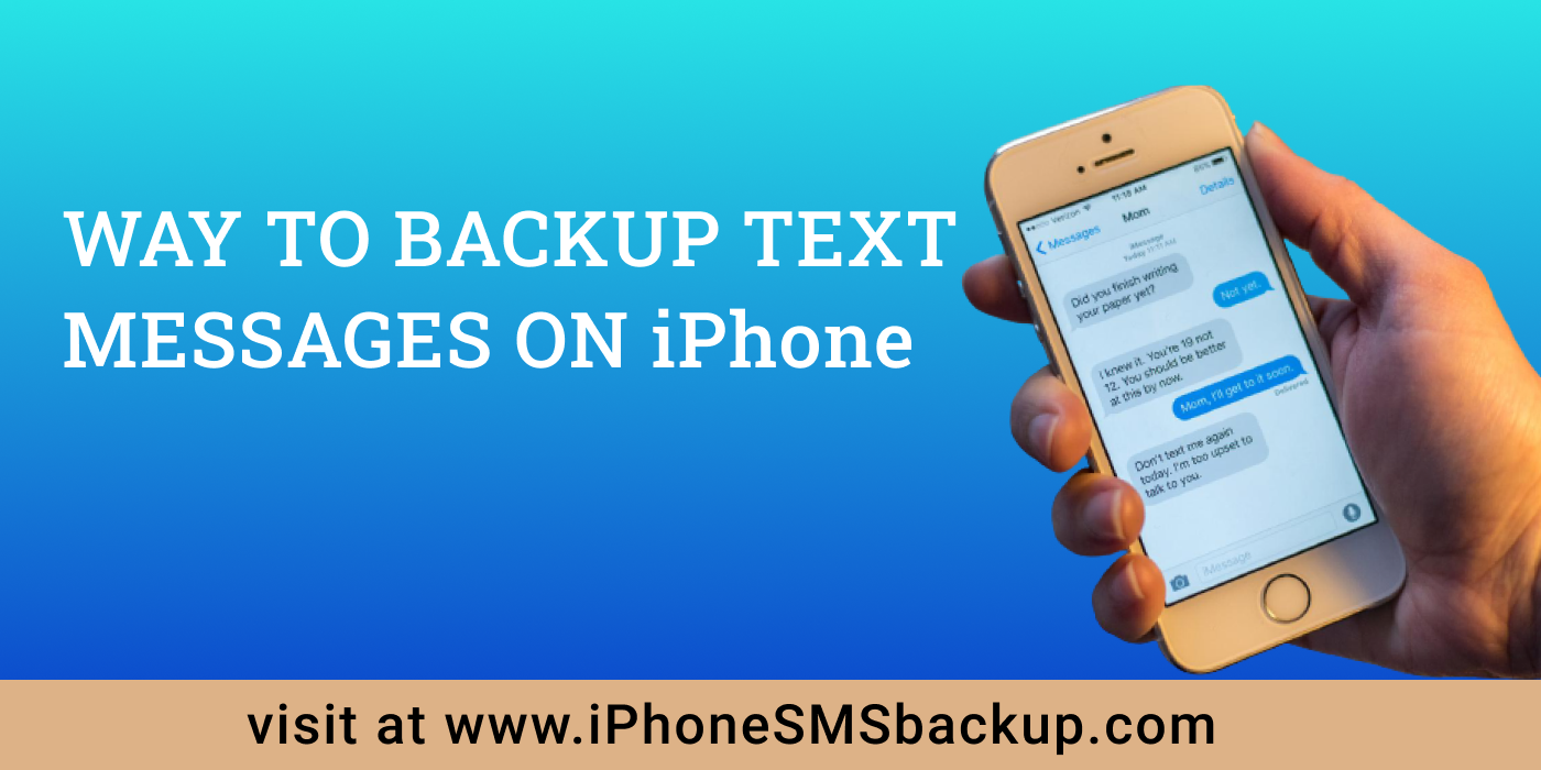 backup-text-messages-on-iPhone